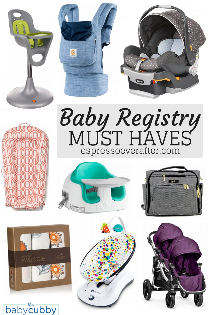 Baby Registry - The Baby Cubby