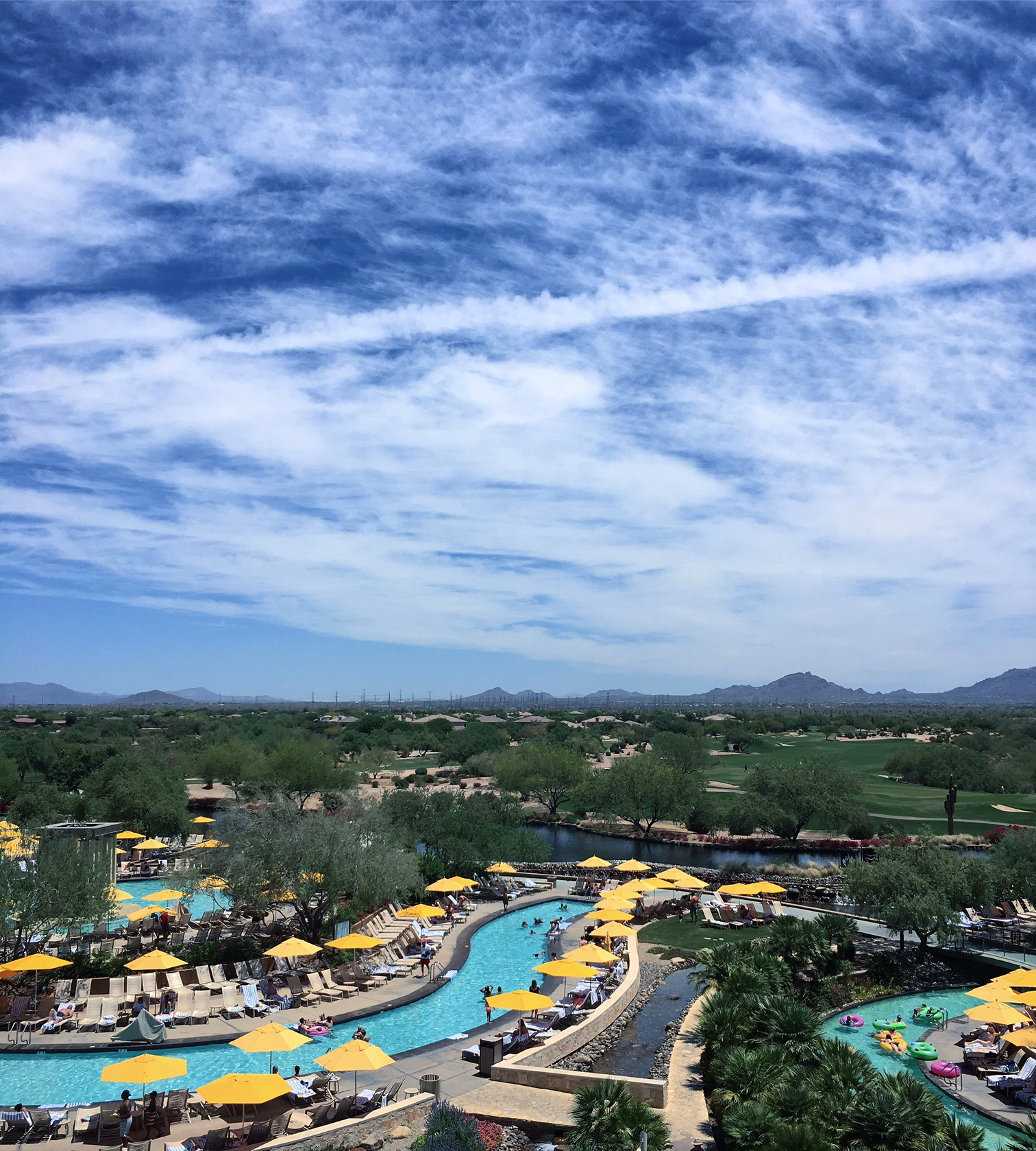 Anniversary STAYcation - Phoenix, Arizona - JW Marriott Phoenix Desert Ridge Resort & Spa