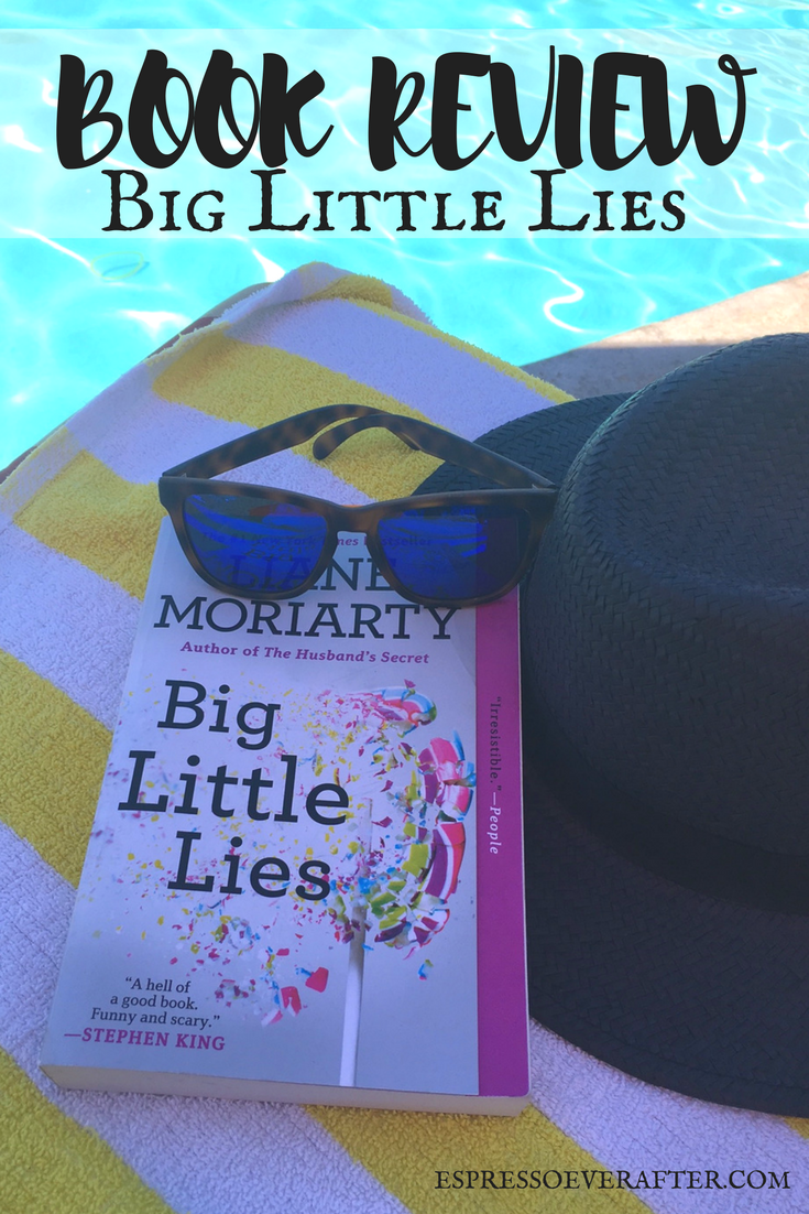 Looking for a good book to read? Big Little Lies is all the things! It will keep you guessing chapter after chapter. I highly recommend!