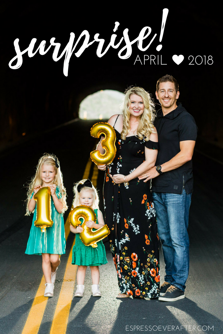 We are so excited to announce that we are pregnant with baby #3. I am opening up and sharing my heart & our maternity photo shoot w/ La Brisa Photography!